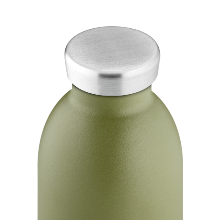 Stainless Steel THERMAL Bottle - Sage 500ml
