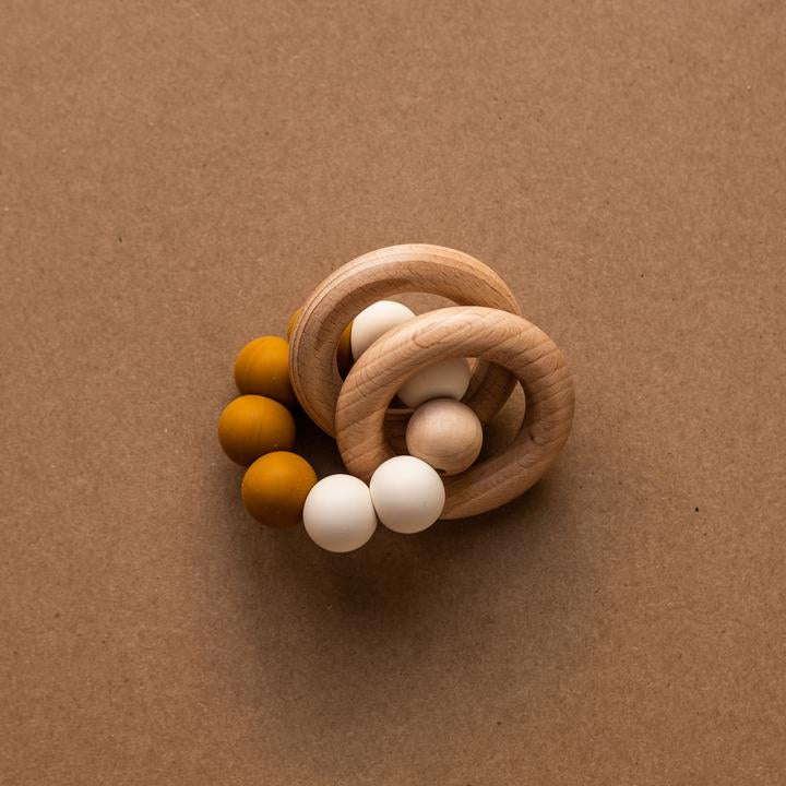 Rattle Teethers - Made in Canada
