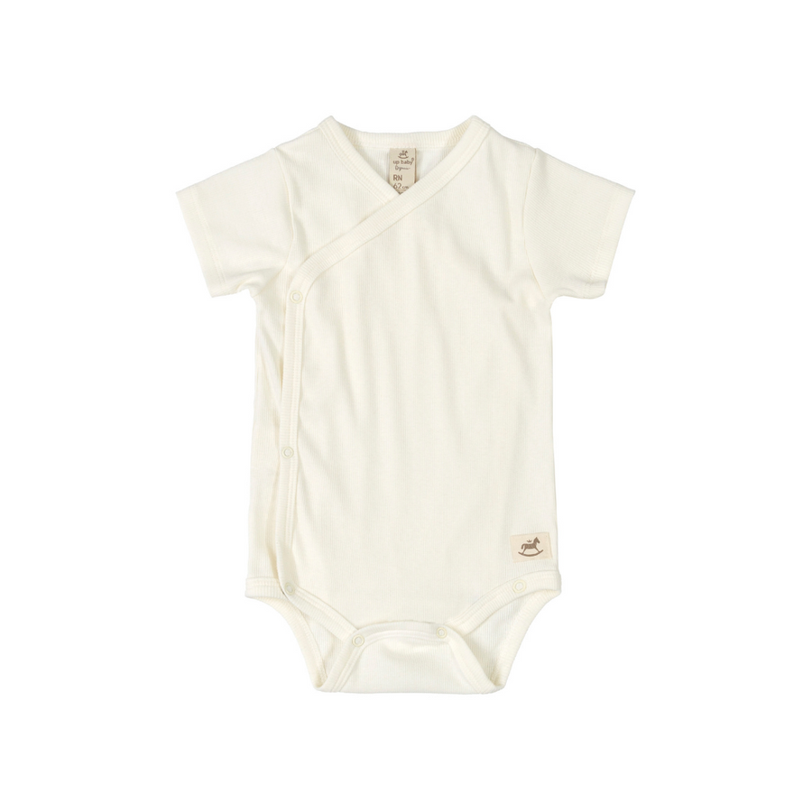 Natural Bodysuit - Cream