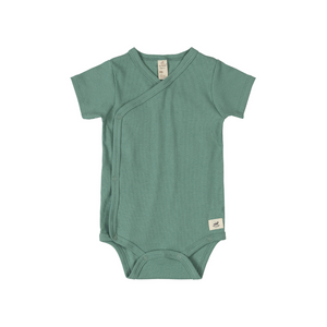 Natural Bodysuit - Eucalyptus