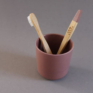 Toothbrushes Made of Recycled Bamboo