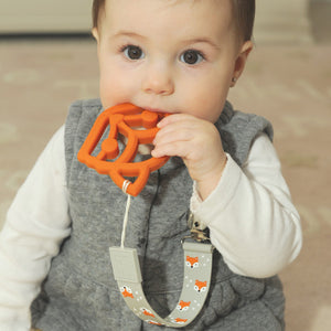 Silicone Teether + Tethers
