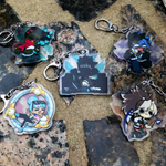 Acrylic Charms - True Damage