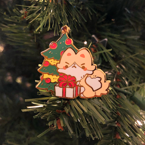 Holiday - Potato Enamel Pin