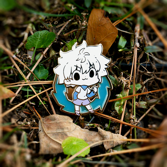 Enamel Pins - Killua