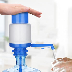305_Jumbo Manual Drinking Water Hand Press Pump for Bottled Water Dispenser