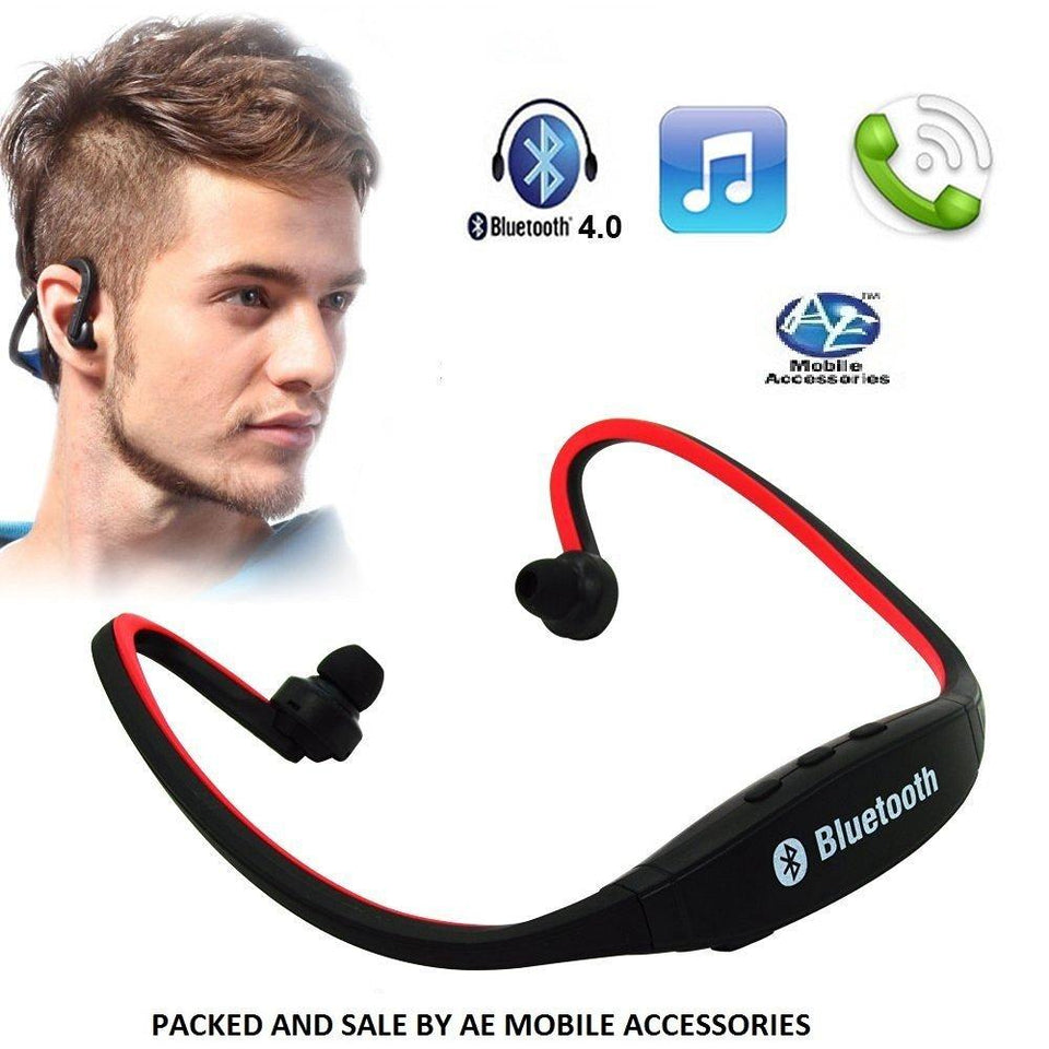 335 Wireless Bluetooth BS19C in-Ear Sports Headset
