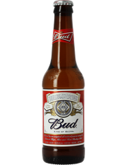 Biere Bud Bouteille 33cl