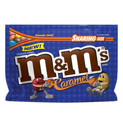 M&Ms Caramel Chocolate Sharing Size 272g