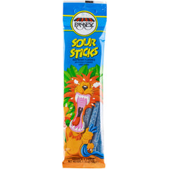 Sour Sticks Framboise K 50g