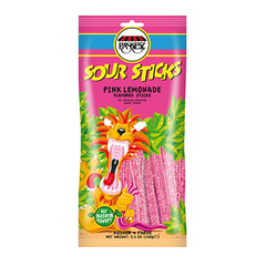 Sour Sticks Pink Lemonade K 100g