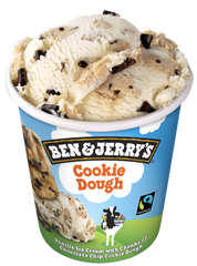 Ben & Jerry's - Cookie Dough 500ml