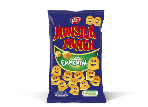 Monster Munch Emmental 85g