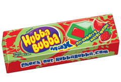 Hubba Bubba Strawberry Watermelon