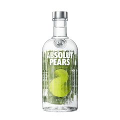 Vodka Absolut Poire