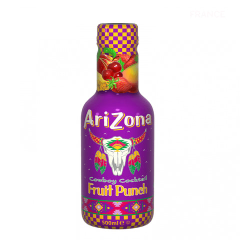 Arizona Fruit Punch 500ml