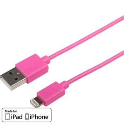 Cable iPhone Lightning Rose - 3 M