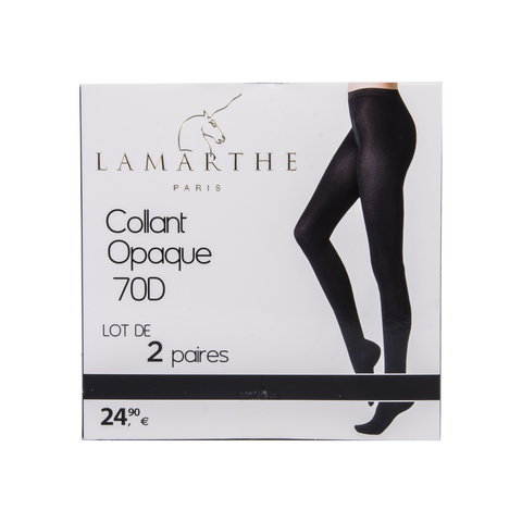 Collants opaques Taille M - Rina Lamarthe