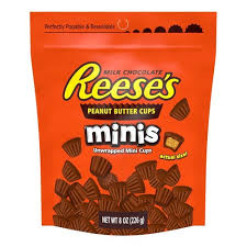 Reese's Peanut Butter Cup Mini Pouch 226g