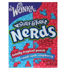 Nerds Surf & Turf Tropical Punch