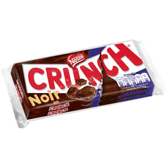 Crunch Noir Tablette 100g