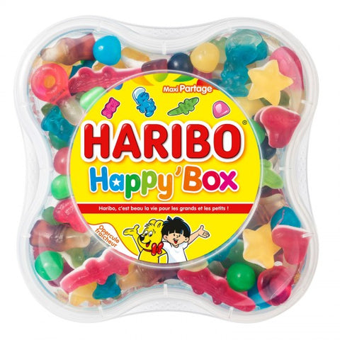 Happy Box Haribo 600g