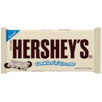 Barre Cookies And Creme GRANDE - Hershey's