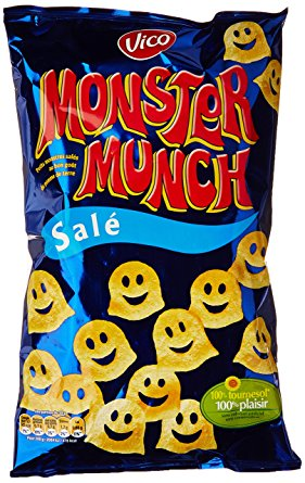 Monster Munch Salé 85g