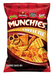 MUNCHIES CHEESE FIX SNACK ASSORTIMENT