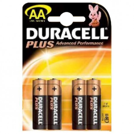 Pile AA x4 - Duracell