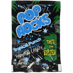 Pop Rocks Fruits Exotiques