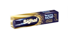 Dentifrice White Now Gold - Signal