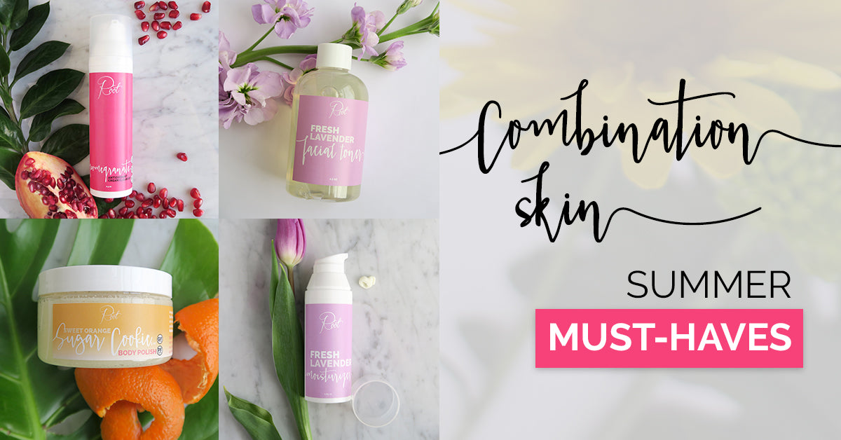 Combination Skin Summer Must-Haves