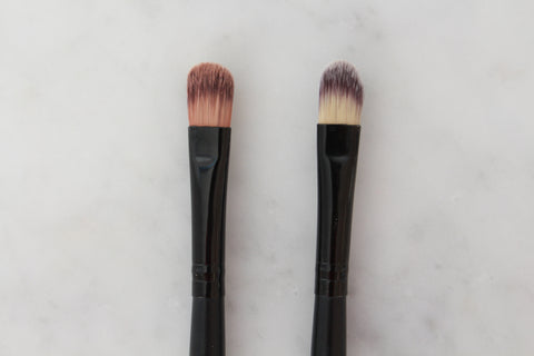 Flat Vegan Eyeshadow Brush