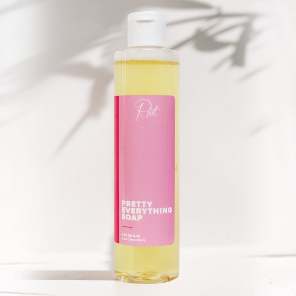 Pretty Everything Soap Geranium Soap Concentrate