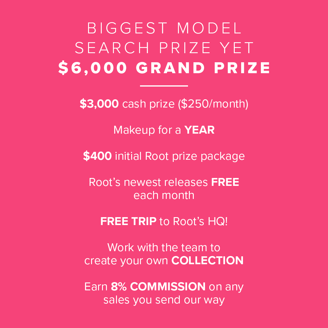 2021 Root Model Search Prizes