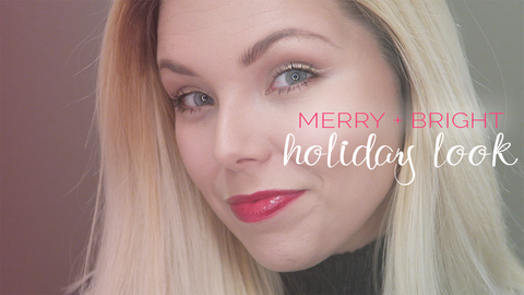 Merry + Bright Holiday Tutorial