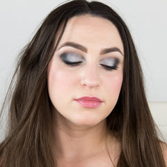 Ivy Smokey Eye Look