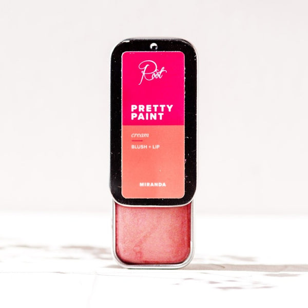 Miranda • Pretty Paint Cream Blush + Lip