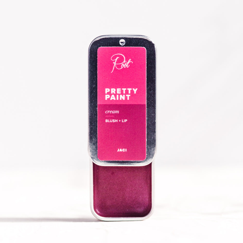 Jaci • Pretty Paint Hydrating Cream Multi-Use Cheek + Lip