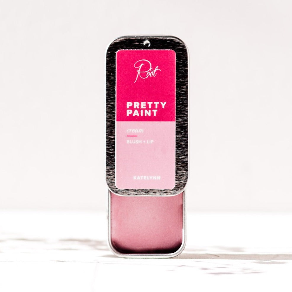 Katelynn • Pretty Paint Hydrating Cream Multi-Use Cheek + Lip