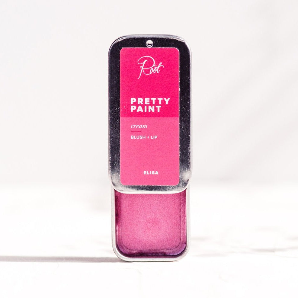 Elisa • Pretty Paint Cream Blush + Lip