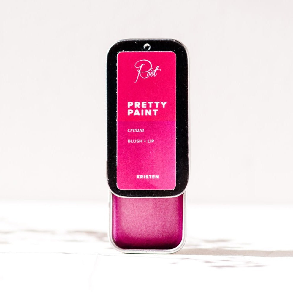 Kristen • Pretty Paint Cream Blush + Lip
