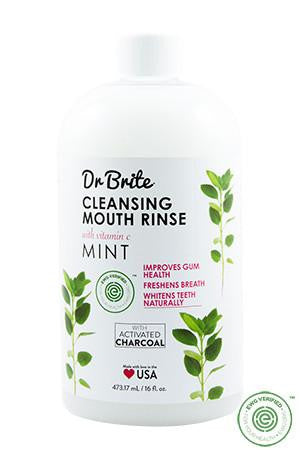 16oz Mint Dr. Brite Revitalizing Mouth Rinse