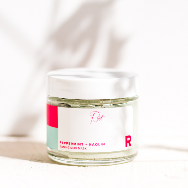 Peppermint + Kaolin Toning Mud Mask