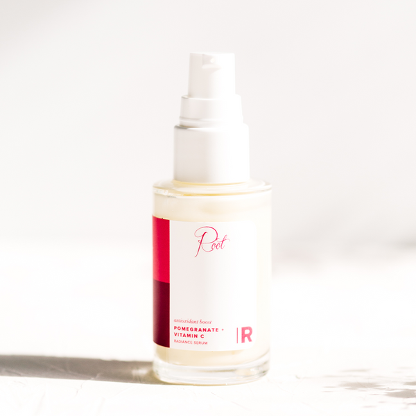 Antioxidant Boost Pomegranate + Vitamin C Radiance Serum