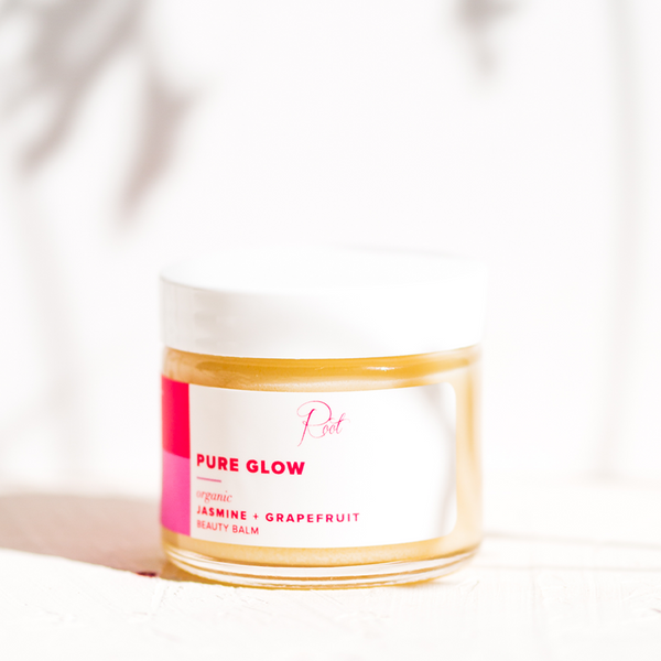 Pure Glow Jasmine + Grapefruit Organic Beauty Balm