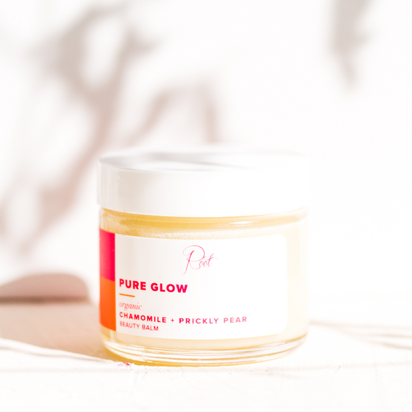Pure Glow Chamomile + Prickly Pear Organic Beauty Balm