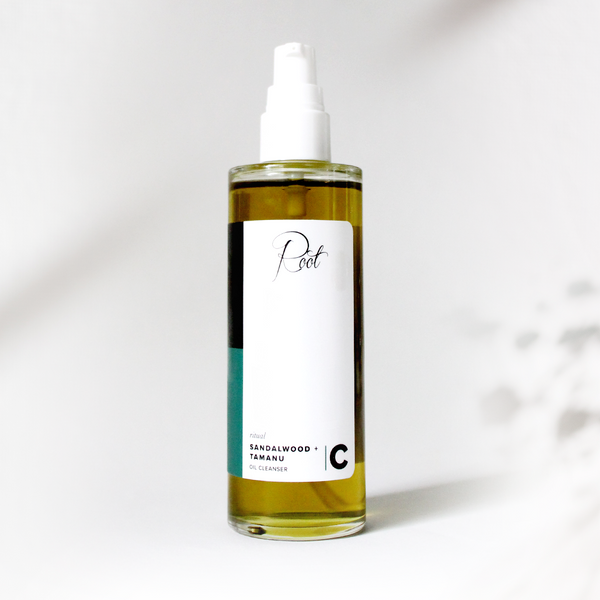 Ritual Sandalwood + Tamanu Cleansing & Shave Oil
