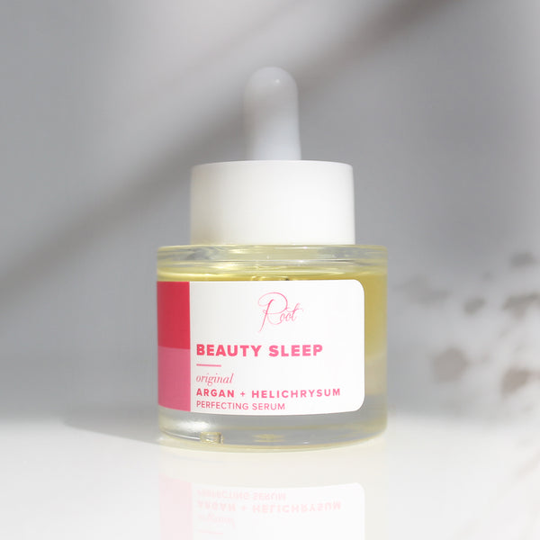 Limited Edition • Original Argan + Helichrysum Beauty Sleep Perfecting Serum • .6oz